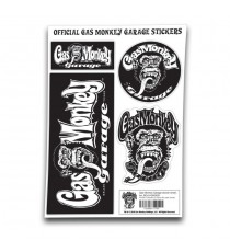 Stickers GMG Sheet