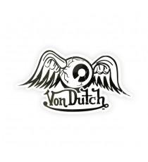 Sticker Von Dutch Wings