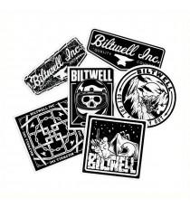Stickers Biltwell VNM Pack