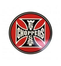 Sticker WCC Round Logo