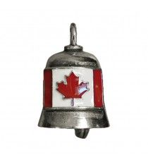 Guardian Bell Canadian Flag
