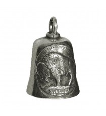 Guardian Bell Buffalo Head