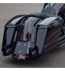 "Borse Bagger Stretch 4"" D Killer Custom Harley Davidson Touring 14 – 19"