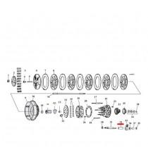 Boccola Albero frizione S&S Harley Davidson 1340 Evo 1941 – 1984