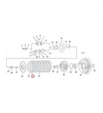 Disco frizione Barnett in acciaio 1340 Evolution 1990 – 1997