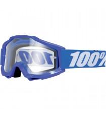 Maschera 100% Accuri Reflex Blue Offroad