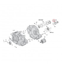 Paraolio Albero Trasmissione carter Motore Cometic Harley Davidson Buell 2004 – 2010