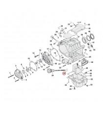 O-Ring Cometic Serbatoio Oilo Motore Harley Davidson Twin Cam 2006 – 2019