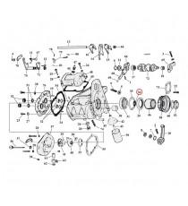 Guarnizione Cometic Cuscinetto Albero Trasmissione Harley Davidson Evo / Twin Cam 1984 – 2006