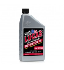 Olio Motore Minerale Lucas High Performance 20W50 Harley Davidson