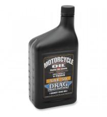 Olio Motore Minerale Drag Specialties High Performance SAE Fisso Harley Davidson