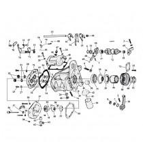 Bullone Sensore Velocità Cambio Harley Davidson 1340 Evo 1994 – 1999