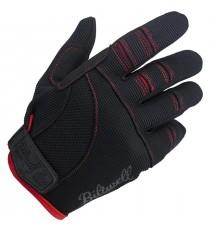 Guanti Biltwell Moto Biltwell Black/Red
