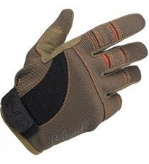 Guanti Biltwell Moto Biltwell Brown/Orange