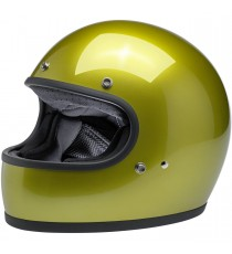 Casco Integrale Biltwell Gringo Metallic Sea Weed