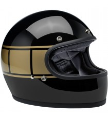 Casco Integrale Biltwell Gringo Holeshot Black