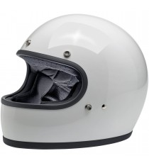 Casco Integrale Biltwell Gringo Gloss White