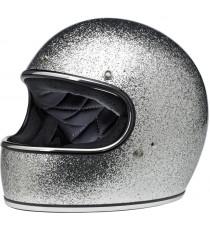 Casco Integrale Biltwell Gringo Brite Silver