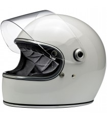 Casco Integrale Biltwell Gringo S Gloss White