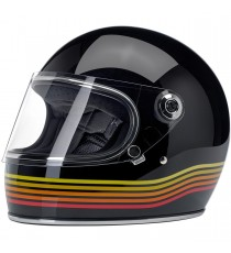 Casco Integrale Biltwell Gringo S Spectrum Gloss Black