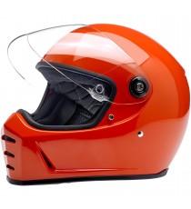 Casco integrale Biltwell Lane Splitter Hazard Orange
