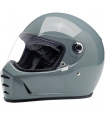 Casco integrale Biltwell Lane Splitter Agave Gloss