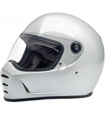 Casco integrale Biltwell Lane Splitter Metallic Pearl