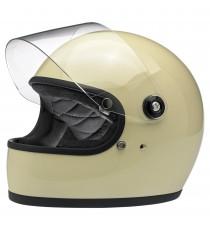 Casco Integrale Biltwell Gringo S Gloss Vintage White