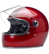 Casco Integrale Biltwell Gringo S Metallic Candy Red