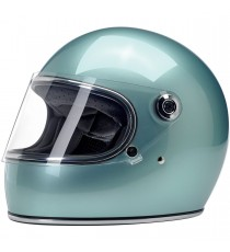 Casco Integrale Biltwell Gringo S Metallic Sea Foam