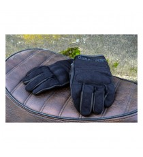 Guanti moto Roeg FNGR Textile Black