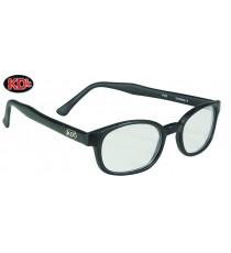 Occhiali KD'S Harley Davidson original Matt Black frame Clear lens