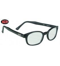 Occhiali XKD'S Harley Davidson original Matt Black frame Clear lens