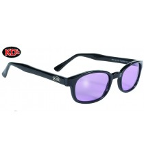 Occhiali KD'S Harley Davidson original Black frame Light Purple lens