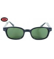 Occhiali KD'S Harley Davidson original Black frame Dark Green lens
