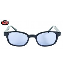 Occhiali KD'S Harley Davidson original Black frame Light Blue lens