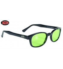 Occhiali KD'S Harley Davidson original Black frame Light Green lens