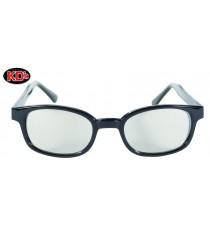 Occhiali KD'S Harley Davidson original Black frame Clear Silver Mirror lens