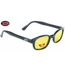 Occhiali XKD'S Harley Davidson original Black frame Polarized Yellow lens