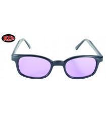 Occhiali XKD'S Harley Davidson original Black frame Light Purple lens