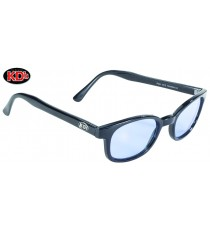 Occhiali XKD'S Harley Davidson original Black frame Light Blue lens