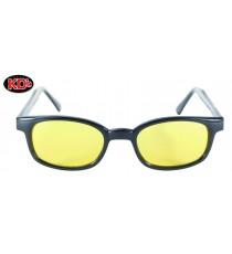 Occhiali XKD'S Harley Davidson original Black frame Yellow lens