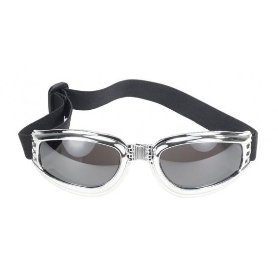 Maschera Kickstart Nomad 45210 Silver Mirror Chrome lens