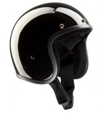 Casco Bandit Jet Gloss Black