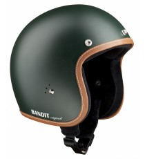 Casco Bandit Jet Premium British Green