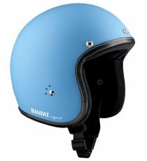 Casco Bandit Jet Premium Matt Blue