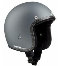 Casco Bandit Jet Premium Matt Grey