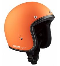 Casco Bandit Jet Premium Matt Orange