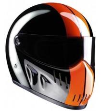 Casco Bandit Integrale XXR Black Racer