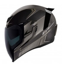 Casco Icon Airflite Integrale Ultrabolt Black ECE